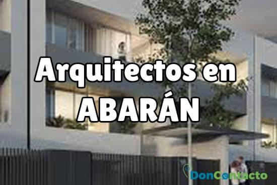 Arquitectos en Abarán