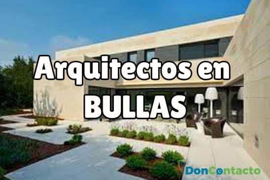 Arquitectos en Bullas