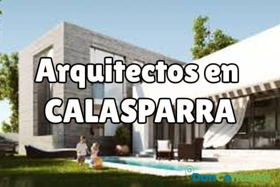 Arquitectos en Calasparra