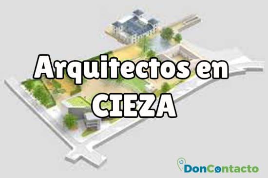 Arquitectos en Cieza