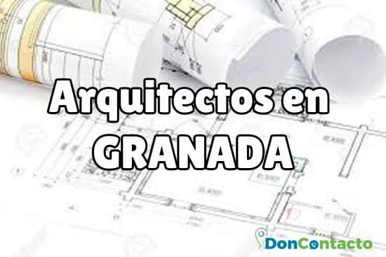 Arquitectos en Granada