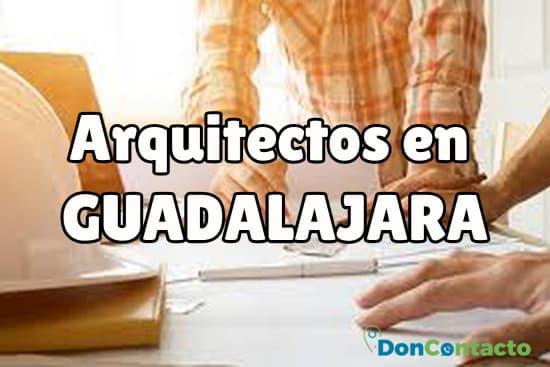 Arquitectos en Guadalajara
