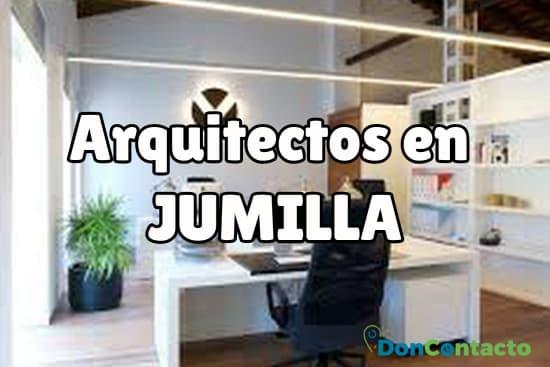 Arquitectos en Jumilla