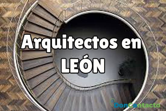 Arquitectos en León