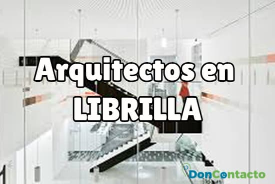 Arquitectos en Librilla
