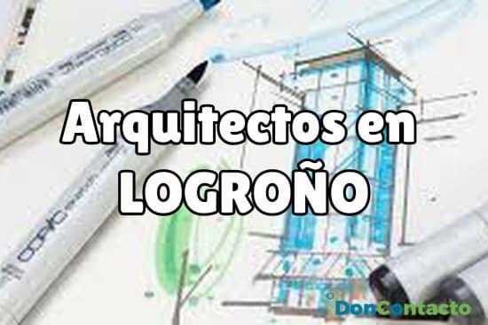 Arquitectos en Logroño
