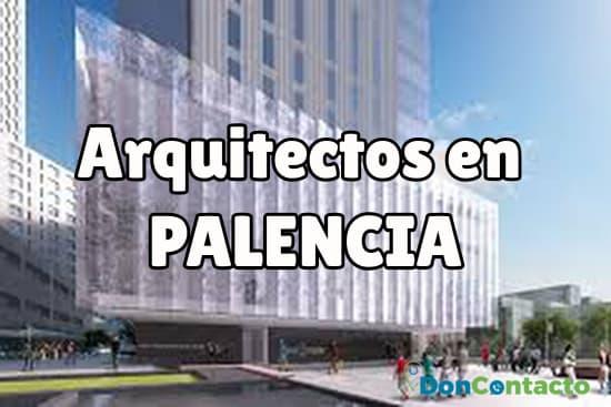 Arquitectos en Palencia