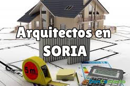 Arquitectos en Soria