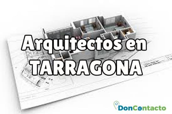 Arquitectos en Tarragona