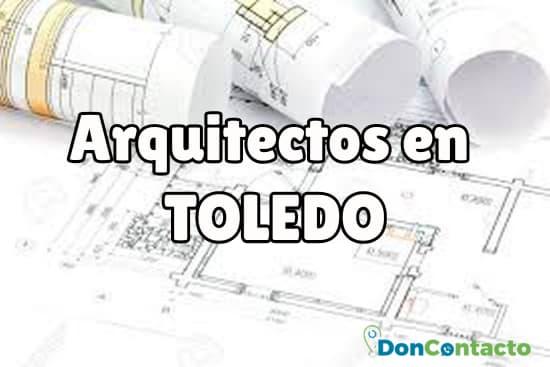 Arquitectos en Toledo