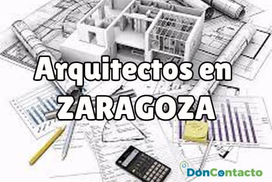 Arquitectos en Zaragoza