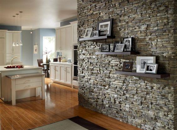 Revestimientos naturales para paredes
