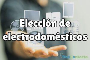 ¿Cómo elegir electrodomésticos tras una reforma?