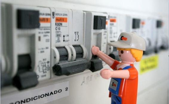Revisión de la instalación eléctrica