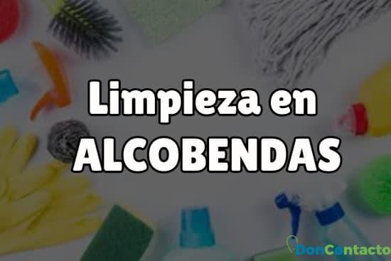 Limpieza en Alcobendas