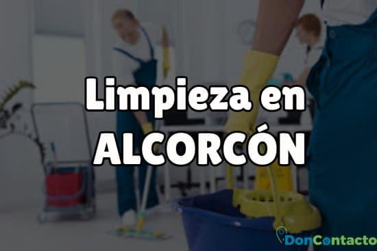 Limpieza en Alcorcón