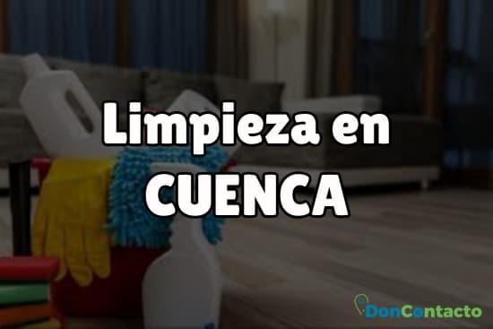 Limpieza en Cuenca