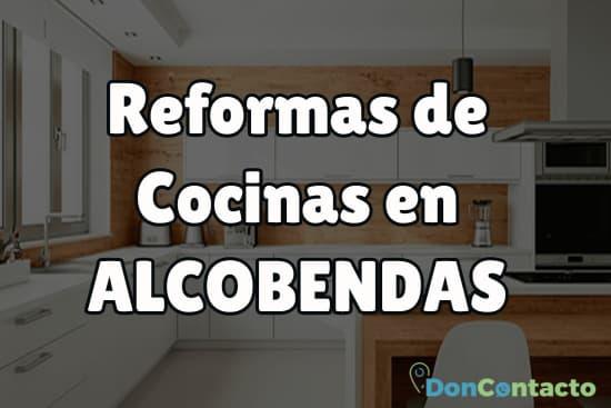Reformas de cocinas en Alcobendas