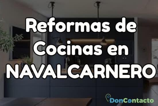 Reformas de cocinas en Navalcarnero
