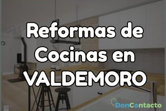 Reformas De Cocinas En Valdemoro Presupuesto Gratis Doncontacto