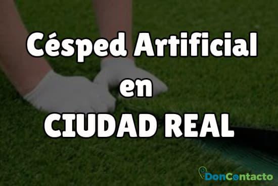 Césped Artificial en Ciudad Real