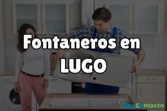 Fontaneros en Lugo