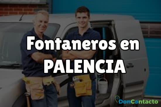 Fontaneros en Palencia