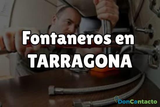Fontaneros en Tarragona