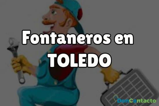 Fontaneros en Toledo